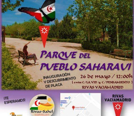 El 26 de Mayo en Rivas !!!