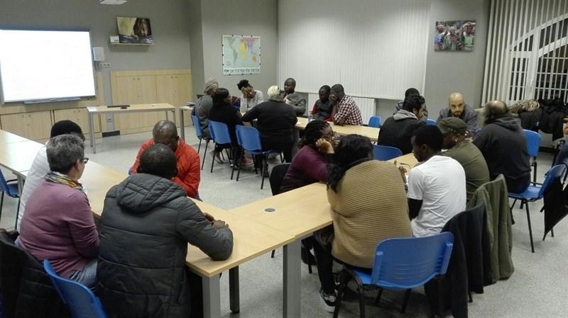 Diputación vizcaína colabora en un programa de sensibilización para desterrar estereotipos sobre población subsahariana