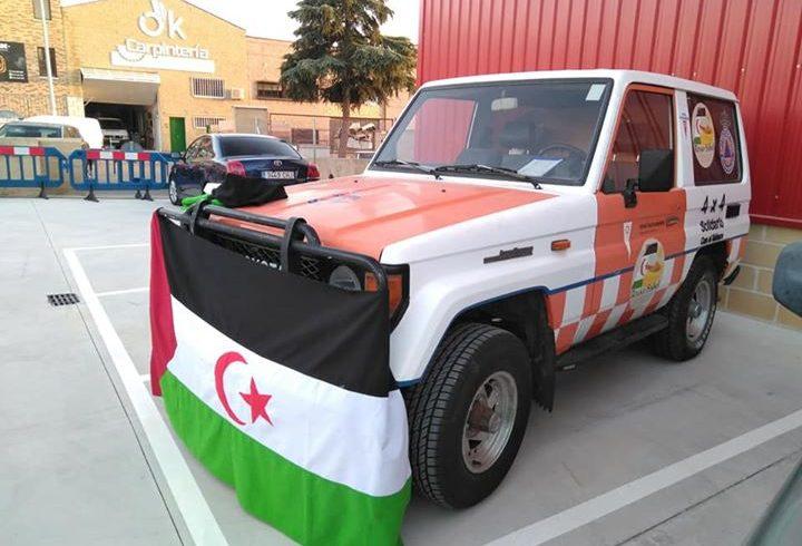 Photos from Rivas-Sahel's postXI Caravana 4×4 Solidaria Madrid-Tifaritti Ayer se…
