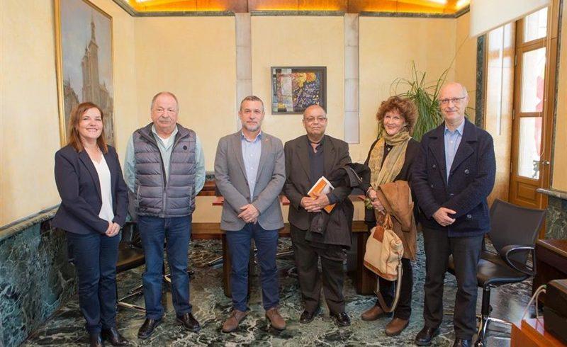 El Gobierno de Navarra firma dos convenios de colaboración con asociaciones saharauis