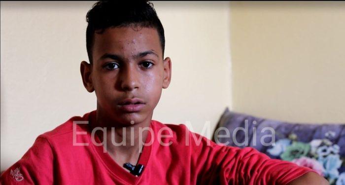 Saharaui de 14 años detenido, golpeado y maltratado por la policía marroquí | POR UN SAHARA LIBRE .org