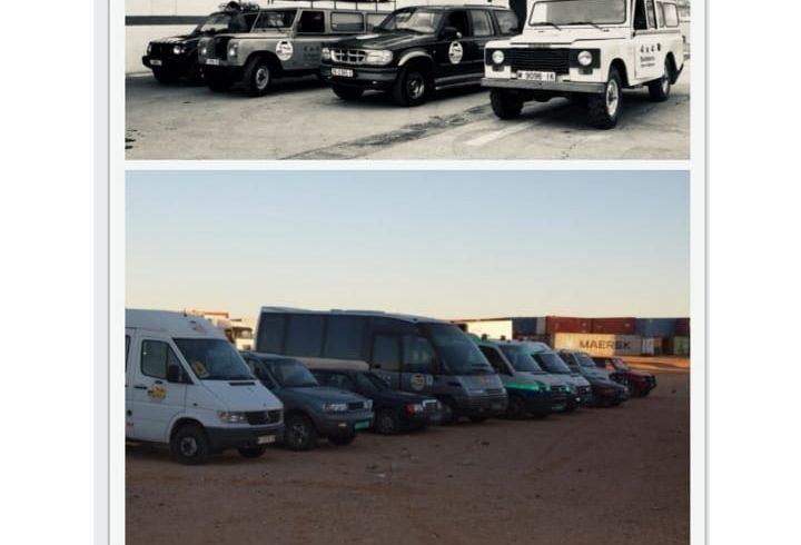 XIII Edición Caravana Solidaria Sahara: 4×4 Solidario.