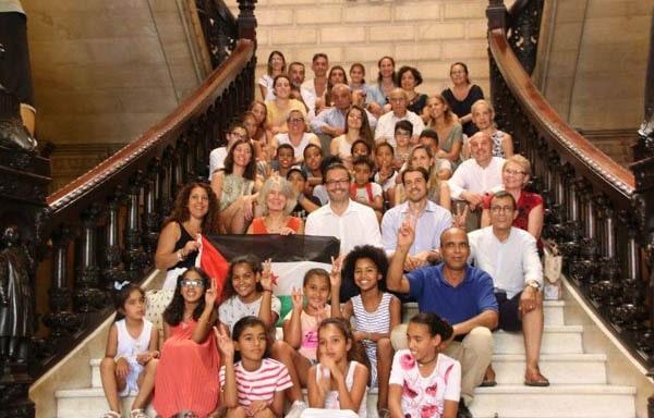 Visitas Institucionales VACACIONES EN PAZ 2019 (Ayuntamiento Palma, Parlamento Islas Baleares, Gobierno de la Comunidad Autónoma) – CEAS-Sahara