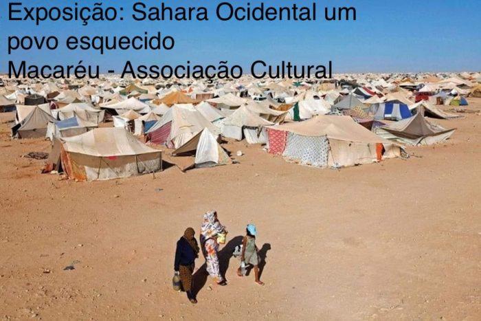 Charla / Debate y Exposición sobre el Sáhara Occidental en la Asociación Cultural Macaréu (Oporto – Portugal) | POR UN SAHARA LIBRE .org