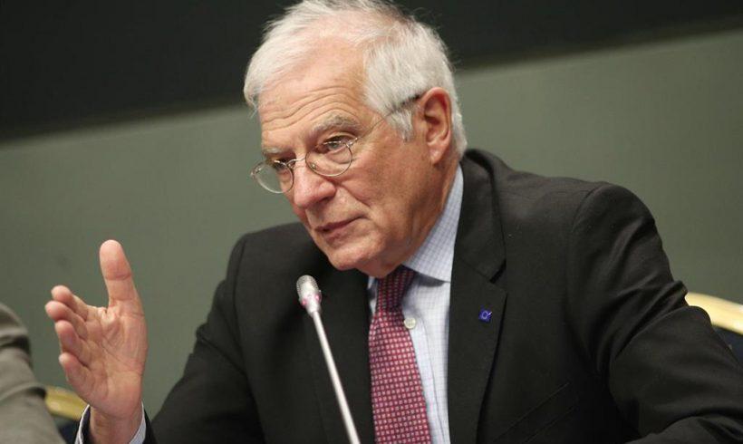 Borrell no excluye repatriar cooperantes de los campamentos de Tinduf