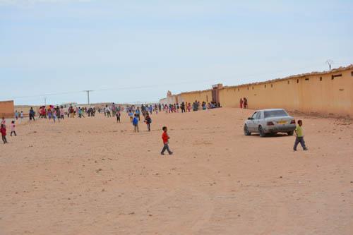 Recibimiento a las cooperantes que regresan de los campamentos de refugiados saharauis – CEAS-Sahara