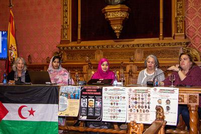 La lucha pacífica del pueblo saharaui tiene rostro de mujer – CEAS-Sahara