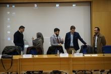 La Universidad Rey Juan Carlos acoge conferencia sobre la situación en el Sahara Occidental y la lucha contra la ocupación marroquí