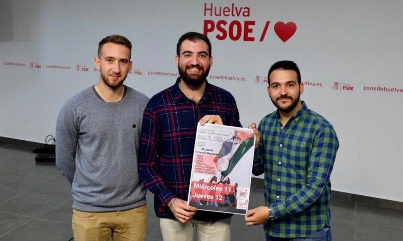 JJSS de Huelva llama a los onubenses a colaborar con la recogida de alimentos para el pueblo saharaui