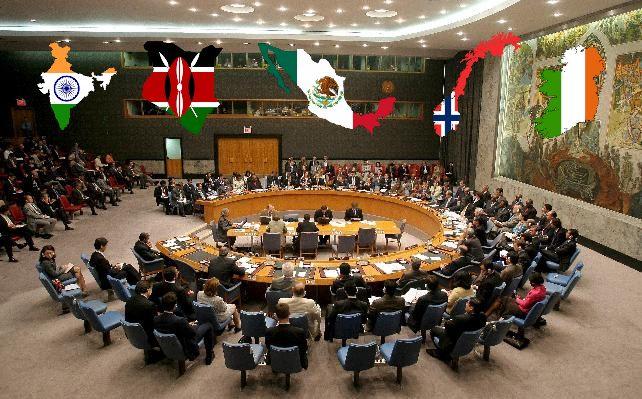 Nuevos miembros del Consejo de Seguridad de las Naciones Unidas | POR UN SAHARA LIBRE .org