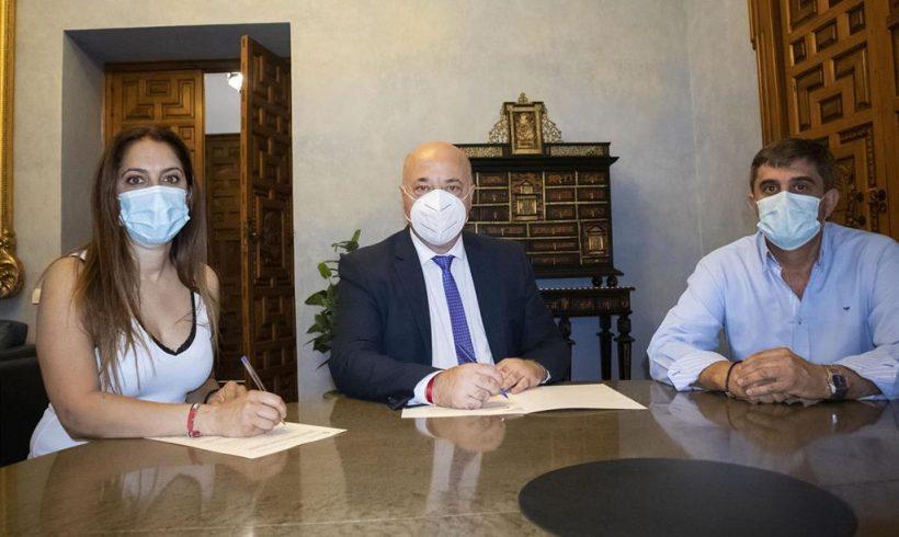 La Diputación de Córdoba colabora con Acansa en el proyecto 'Caravana por la Paz' con una aportación de 30.000 euros