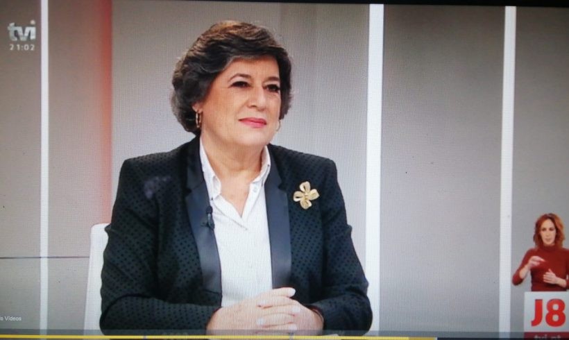 Ana Gomes, candidata a la Presidencia de la República de Portugal cuestiona el silencio del Gobierno portugués sobre la decisión de Trump | POR UN SAHARA LIBRE .org