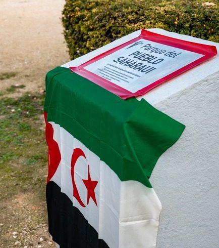 La ciudad de Rivas-vaciamadrid vuelve a movilizarse en solidaridad con el Sáhara Occidental