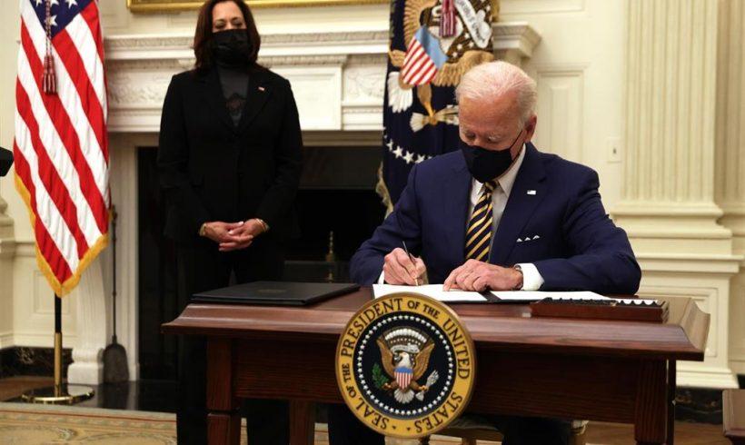 Los siete grupos del Parlamento piden por carta a Biden que EEUU respete las resoluciones de la ONU en el Sáhara