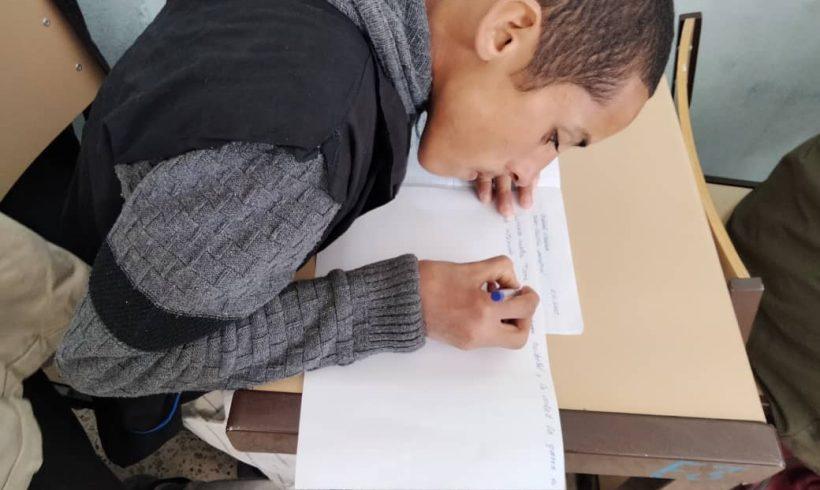 Bubisher HOLA, JOE (Carta de los niños saharauis al presidente Biden)