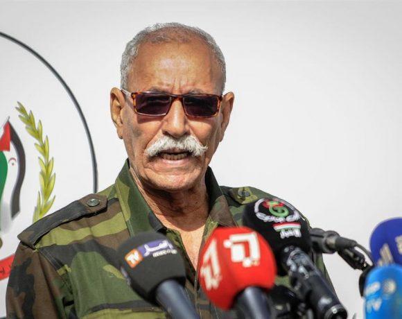 El Polisario afirma que España ha sido «coherente» al acoger a Ghali pese al «ruido» de Marruecos