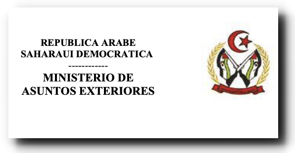 Ministerio de Exteriores Saharaui condena calumnia marroquí contra la lucha legítima y el liderazgo nacional saharaui | POR UN SAHARA LIBRE .org